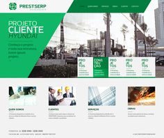 Prestserp Engenharia on Behance