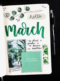 March cover page bullet journal month, journal design, cover pages, Bullet Journal Weekly Layout, February Bullet Journal, Bullet Journal Cover Ideas, Bullet Journal Banner, Bullet Journal Hacks, Bullet Journal Spread, Bullet Journal Ideas Pages, Journal Covers, Bullet Journal Inspiration