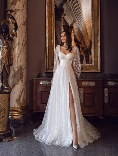 Cute Wedding Dress, Princess Wedding Dresses, Dream Wedding Dresses, Bridal Dresses, Luxury Wedding Dress, Fairy Wedding Dress, Beaded Wedding Dresses, Modern Wedding Dresses, European Wedding Dresses