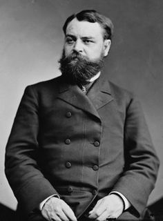 Robert Todd Lincoln (1843-1926) Son of Abraham and Mary Todd Lincoln