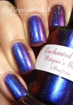 Enchanted Polish Octopus's Garden