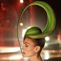 By Manuel Outumuro..this is a hat I would Definately wear!