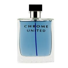 Azzaro Chrome United EDT A spicy aquatic fragrance for men Crisp, clean, sweet, powdery & soothing Top notes of bergamot, coriander & Azzaro, Online Beauty Store, Accident Attorney, Best Perfume, Mascara, Perfume Bottles, Chrome, The Unit, Skin Care