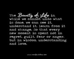 The beauty of LIFE..