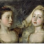 The Painter's Two Daughters por artinconnu