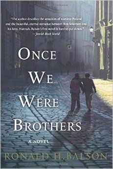 #awordfromJoJo #books  The gripping tale about two boys, once as close as brothers, who find themselves on opposite sides of the Holocaust.