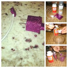 Bedazzled Phone Charger @ The Sassy Momma