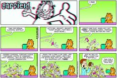 Garfield | Daily Comic Strip on March 18th, 2012