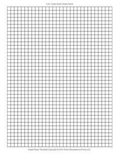 blank engineering graph paper   Crochet and Knitting   Pinterest ...