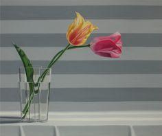 Jane Jones  (b.1953)  —  Two Jewels  (600x505)