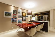 Cozinhas decoradas com pontos de cor - veja modelos modernos e dicas!