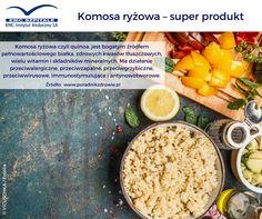 Komosa ryżowa (quinoa) jest niewiarygodnie zdrowa. Pasuje też do wielu rozgrzewających zimowych dań i można ją również jeść na słodko :) Smacznego! #emc #emcszpitale #quinoa