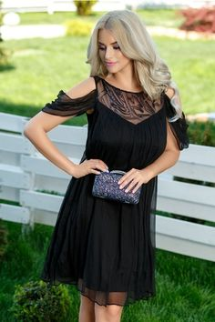 rochie de seara scurta neagra din matase naturala Activities, Womens Fashion, Black, Dresses, Vestidos, Black People, Women's Fashion, Dress, Woman Fashion
