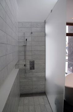 Shower Tiles - size and shape