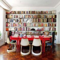 mesa-comedor-color-rojo