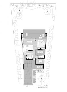 modern architecture blueprints interior casa mc vismaracorsi arquitectos craftsman floor plans house plan design 730 best architecture plans images in 2018 drawing