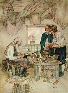 Gustaf Tenggren, early Disney illustrator