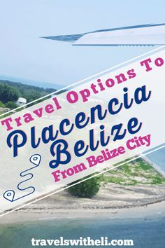 Best Transportation Options from Belize City to Placencia. How do you get to Placencia Belize from Belize City? Should you rent a car, book a shuttle, or fly? These tips will help you find the best transportation option. Belize Hotels, Belize Vacations, Belize City, Belize Travel, Belize Honeymoon, Santorini Travel, Beach Vacations, Us Travel Destinations, Family Vacation Destinations
