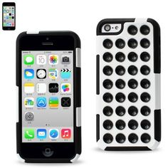 $19.50 Reiko Dual Layer Suction Case For Apple iPhone 5c. Yes this case, can stick on glass.
