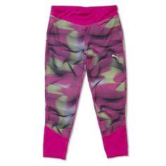 Girls 7-16 PUMA Graphic Yoga Leggings, Girl's, Size: