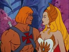 Even though they were brother and sister, you thought He-Man and She-Ra made a hot couple. | 50 Things Only '80s Kids Can Understand