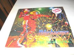 Peter Jacques Band - Fire Night Dance , Lp Canada 1979 record near mint