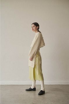 写真10/40|タン(TAN) 2019-20年秋冬 ウィメンズ コレクション - ファッションプレス Future Fashion, Fashion Shoot, Autumn Winter Fashion, Fashion Fall, Streetwear Fashion, Minimalist Fashion, Knitwear, Winter Outfits, Women Wear
