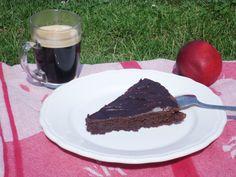 Fondant chocolat noisette sans gluten ni lactose.