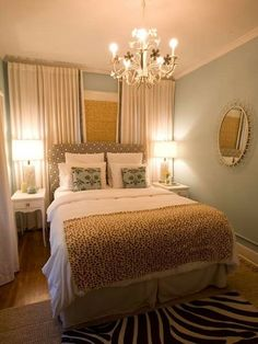 Small Master Bedroom Makeover Ideas On A Budget   Onechitecture