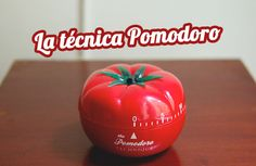 Aprende a ser más productivo con la técnica Pomodoro