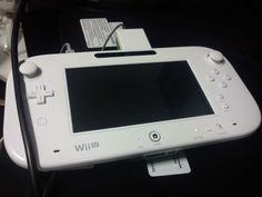 Vaza foto da versão final do controle-tablet do Nintendo Wii U
