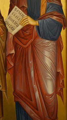 Александр рудой Byzantine Icons, Byzantine Art, Religious Icons, Religious Art, Icon Clothing, Creativity Exercises, Best Icons, Art Icon, Orthodox Icons