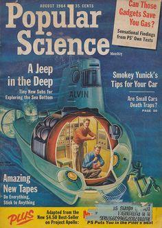 Popular Science - August 1964