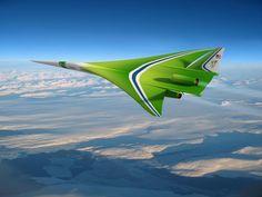 Substitutos do Concorde: conheça os novos aviões supersônicos comerciais - Tecmundo
