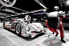 Audi n°1 - 24h of Le Mans 2012 by Alexis Goure, via 500px