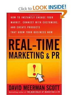 David Meerman Scott - Real-Time Marketing & PR