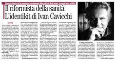 Cavicchi: la mia intervista con l'identikit del riformista in sanità