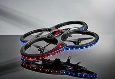 Sharper Image Video Camera Drone with LED Lights >>> Visit the image link more details.