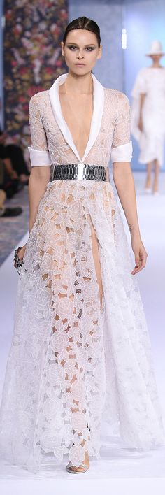 Ralph & Russo Haute Couture Autumn Winter 2016 2017 Collection