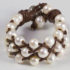 Cuoio e perle