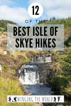 The Isle of Skye is a walker's paradise but there is so much choice when it comes to trails! These are my pick of the best Isle of Skye hikes. Scottish Highlands, Travel Articles, Scotland Travel, Glasgow, Travel Guides, Trail, Things To Come, Hiking, Explore