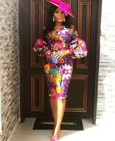 Elegant and Dashing Ankara Dress, Ankara dress, African Print Dress African Print Dresses, African Dresses For Women, African Print Fashion, African Wear, African Attire, African Fashion Dresses, African Women, Ankara Fashion, Africa Fashion