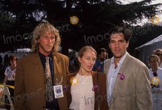 Peter Horton, Ken Olin and Patricia Wettig