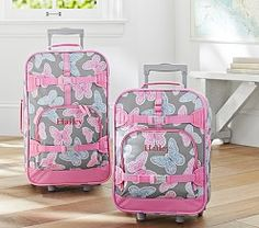 Children's Personalized Luggage & Kids' Travel Bags | Pottery Barn Kids