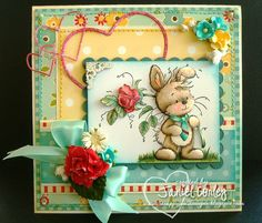 Wee Bunny and a beautiful heart Die by Memory Box. Full detail on my blog:http://scrappyjandesigns.blogspot.com/2013/03/happy-easater-with-wee-bunny.html  by: Janiel