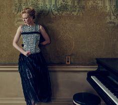 Fashiontography: Nicole Kidman by Norman Jean Roy