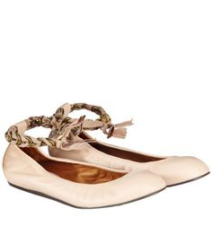 Ballerina Shoes by Lanvin  #dance #shoes #fashion #engelhorn