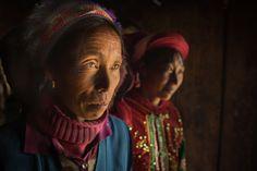 https://flic.kr/p/nsXWDV | Yi Women - Yunnan, China