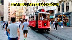 Visiting Istanbul After Lockdown | Istiklal Street & Taksim Visit Istanbul, Camera Gear, Travel And Tourism, Street View