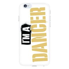 I'm A Dancer Phone Case ❤ liked on Polyvore featuring accessories and tech accessories